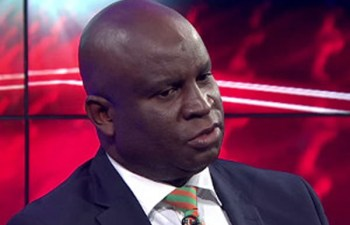 ZESCO United FC chief executive officer Justine Mumba: File picture