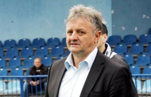 Zesco United head coach Zlatko Krmpotic: File picture