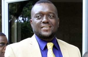 MAZABUKA UPND member of parliament Garry Nkombo