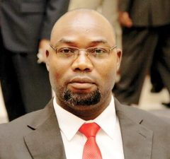 Sports Minister Moses Mawere: File picture