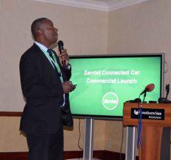 Former Zamtel CEO Mupanga Mwanakatwe: File picture