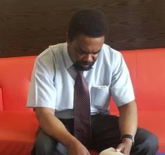 Dr Canisius Banda: File picture