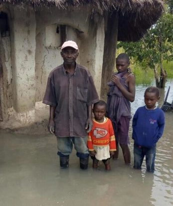 One of the affected families