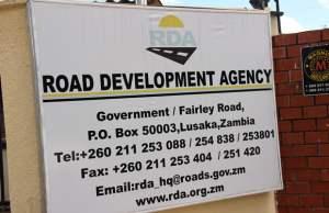 RDA head office in Lusaka-picture by Tenson Mkhala