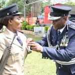 Kakoma Kanganja police awards