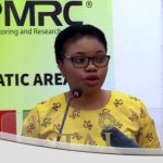 PMRC executive director Bernadette Deka