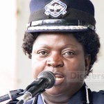 Police spokesperson Esther Mwaata Katongo