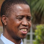 Edgar Lungu tight close up