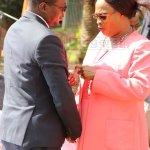 Mumbi Phiri, Makebi Zulu at State House