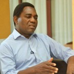Hichilema speaks to BBC