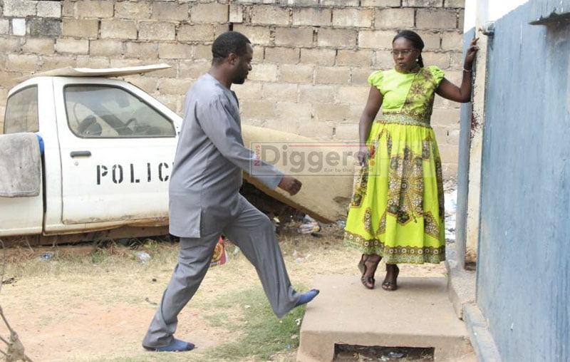 Saviour walks into detention