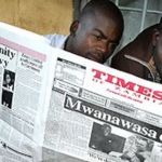 Times of Zambia denies owing former editor K587,406