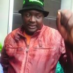 PF Lusaka Province youth chair Kennedy Kamba