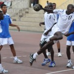 Handball team in high spirit ahead of Morocco outing