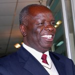 Former finance minister Peter Ng'andu Magande