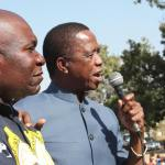 President Edgar Lungu campaigns for PF candidate in Katuba, Zax Mwachilele, on July 21