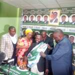 Bwalya Nondo defects to PF