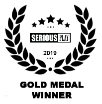 Shadow's Edge Serious play Gold Medal Winner