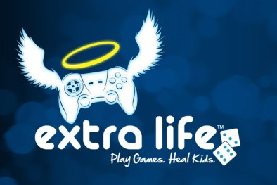 Extra life for kids logo