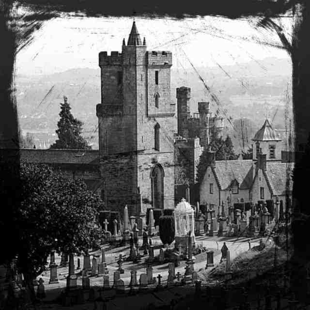 Church of the Holy Rude Stirling Stirlingshire Scotland