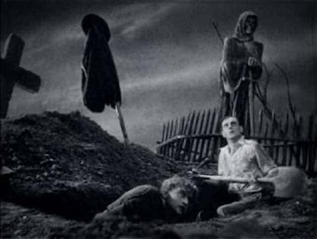 Grave Robbers from 1972 Burke and Hare Film