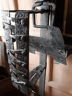 Man Trap Beamish Museum