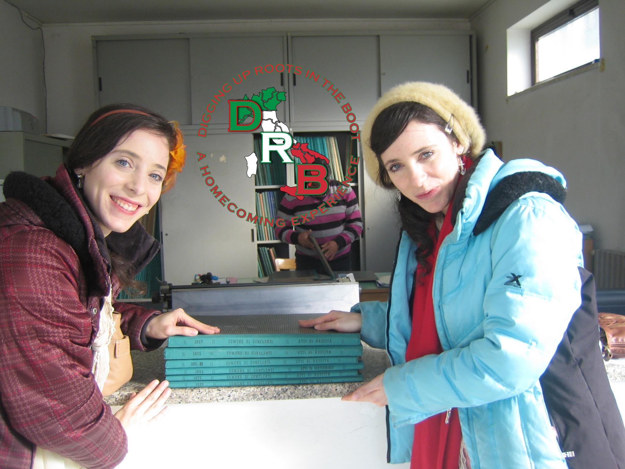 Albanese Twins Italian Heritage Tours