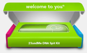 23andMe DNA Test Kit