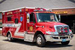 Ambulance 2: 2013 International Braun DuraStar