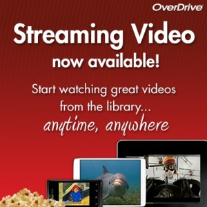 streaming video from overdrive