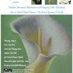 pastel program flyer
