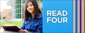 read four