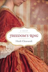 freedoms ring, heidi chiavroli