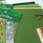 holiday craft supplies