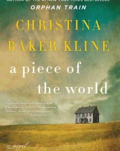 afternoon book discussion-piece of the world