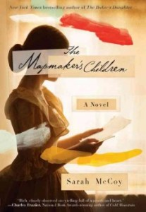 Afternoon Book Group - the mapmaker's children