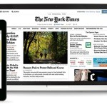 New York Times on devices