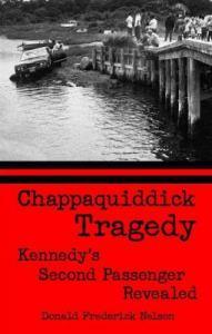 Chappaquiddick Tragedy cover