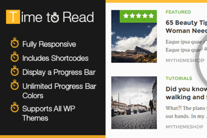 WP Time To Read by Mythemeshop
