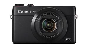 Canon G7 X 9546B001 PowerShot Digital Camera Best camera For Vlogging