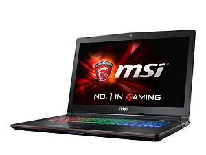MSI GE72 Apache Pro-029 17.3inch Gaming