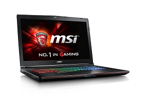 MSI VR Ready GE72VR