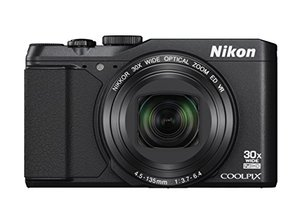 NikonCOOLPIXS9900DigitalCamerawith30xOpticalZoomandBuilt-InWi-Fi-Black-