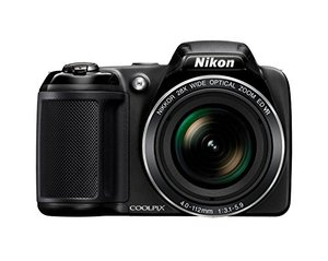 NikonCoolpixL34020.2MPDigitalCamerawith28xOpticalZoomand3.0-InchLCD-Black-1-1
