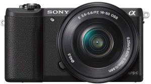 Sony a5100 16-50mm Mirrorless