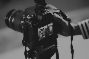 best camera with flip screen