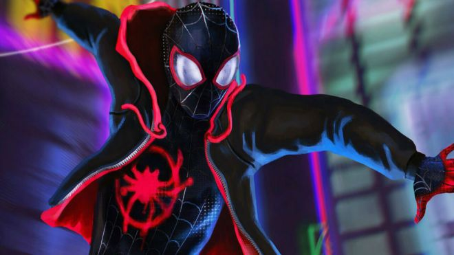 بررسی انیمیشن Spider-Man: Into the Spider-Verse