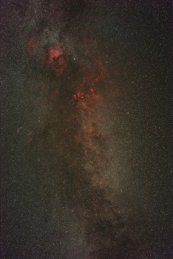 Milkyway-Cygnus