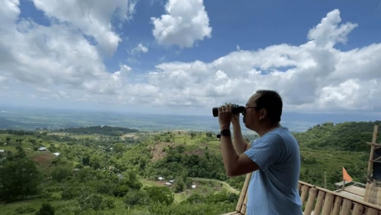 Outdoor adventure… camping, trekking, biking, star gazing and a sip of coffee