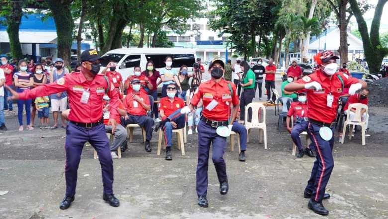 Best dancing traffic enforcers named